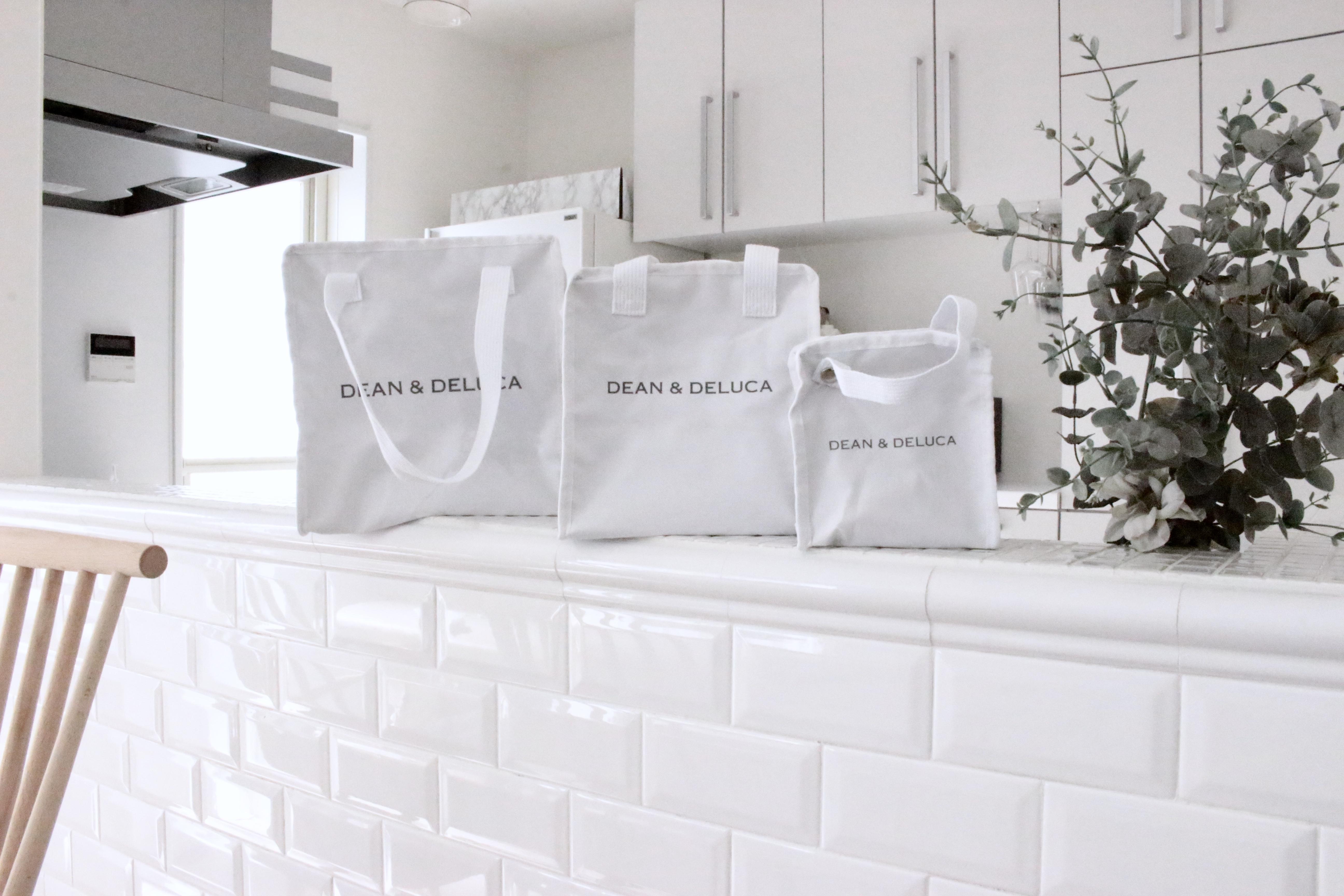DEAN&DELUCA(ディーン&デルーカ)付録の保冷バッグの使い勝手は口コミ通りの。。。!?